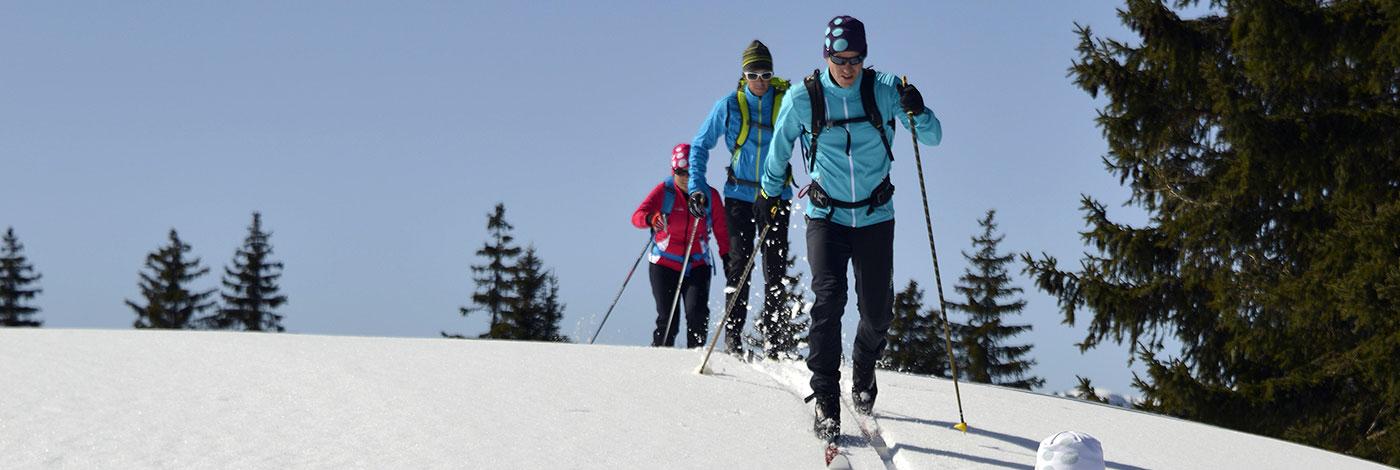 Location ski nordique Zinglé Sports