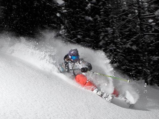 skis alpin toutes neiges